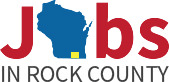 Rock County Jobs Logo